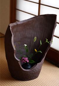 【さぬき岡本焼】花器